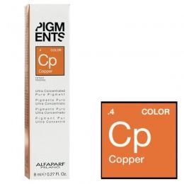 Pigment Concentrat Aramiu - Alfaparf Milano Ultra Concentrated Pure Pigment COPPER 8 ml