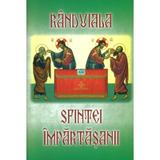 Randuiala Sfintei Impartasanii, editura Agapis