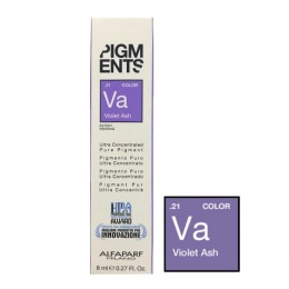 Pigment Concentrat Violet Cenusiu - Alfaparf Milano Ultra Concentrated Pure Pigment VIOLET ASH 8 ml