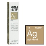 Pigment Concentrat Cenusiu Auriu - Alfaparf Milano Ultra Concentrated Pure Pigment ASH GOLD 8 ml