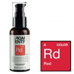 Pigment Concentrat Rosu - Alfaparf Milano Ultra Concentrated Pure Pigment RED 90 ml
