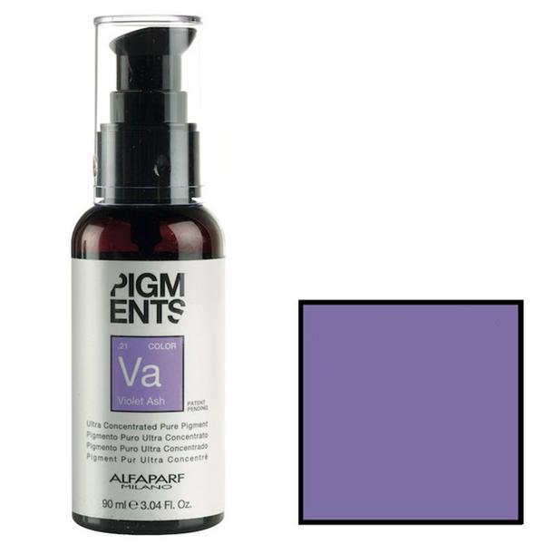 Pigment Concentrat Violet Cenusiu - Alfaparf Milano Ultra Concentrated Pure Pigment VIOLET ASH 90 ml imagine produs