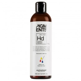 Sampon Par Normal Vopsit - Alfaparf Milano Pigments Hydrating Shampoo 200 ml