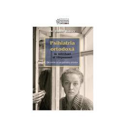Psihiatria ortodoxa in intrebari si raspunsuri - Dmitri Avdeev, editura Sophia