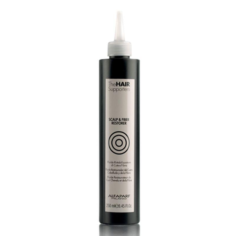 Fluid Tratament Par Tratat - Alfaparf Milano The Hair Supporters Scalp and Fiber Restorer 250 ml imagine produs