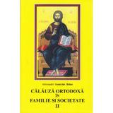Calauza ortodoxa in familie si societate II - Ioanichie Balan, editura Mitropolia Moldovei