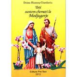 Toti suntem chemati la Medjugorje - Doina Hasnes-Ciurdariu, editura Pre-text
