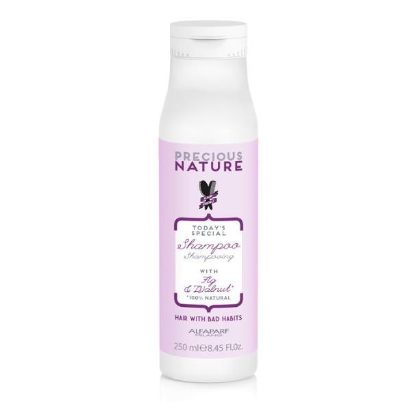 Sampon pentru Par Rebel - Alfaparf Milano Precious Nature Bad Had Habits Shampoo 250 ml imagine