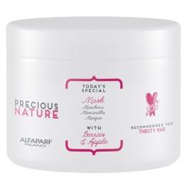 Masca pentru Par Uscat - Alfaparf Milano Precious Nature Thirsty Hair Mask 500 ml
