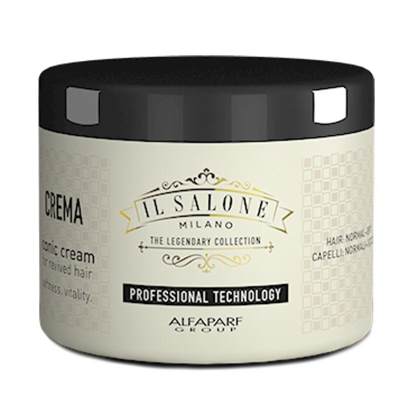Masca Par Normal spre Uscat - Alfaparf Milano Il Salone Iconic Cream 500 ml