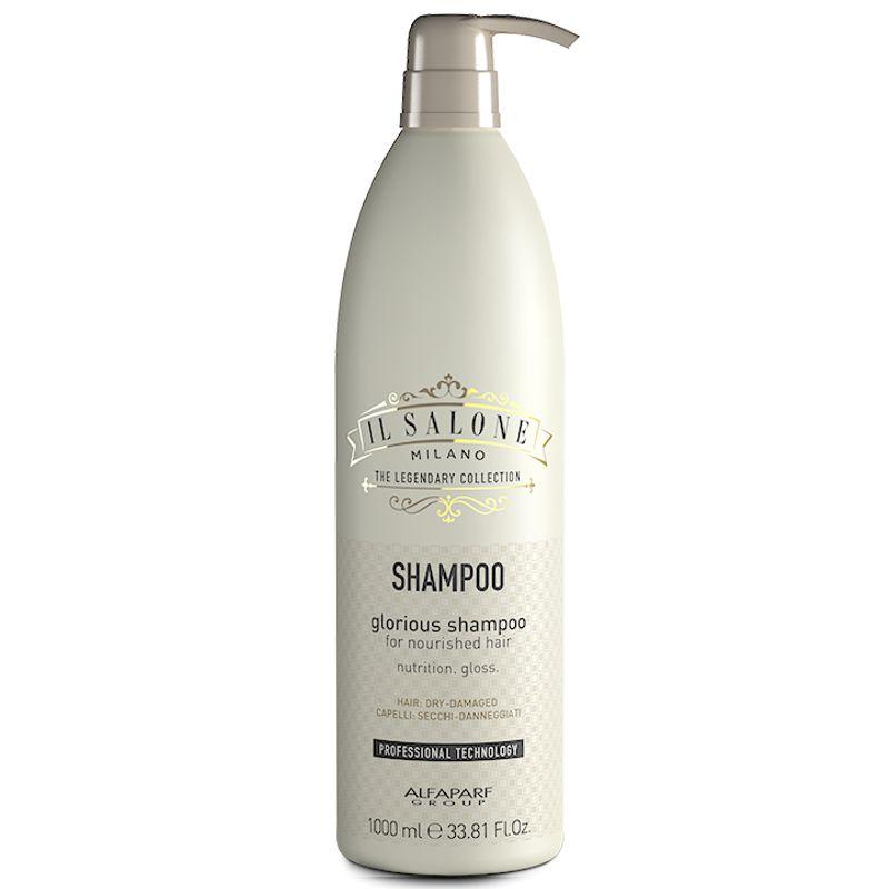 Sampon Par Foarte Degradat si Uscat - Alfaparf Milano Il Salone Glorious Shampoo 1000 ml imagine