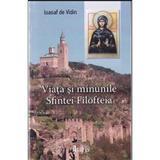 Viata si minunile Sfintei Filofteia - Ioasaf de Vidin, editura Agapis