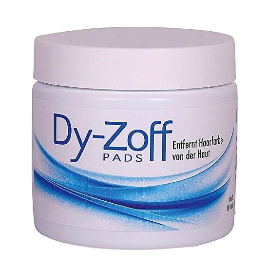 Dischete pentru Curatat Vopsea de Par - Barbicide Dy-Zoff Hair Color Stain Remover Pads 80 buc esteto.ro