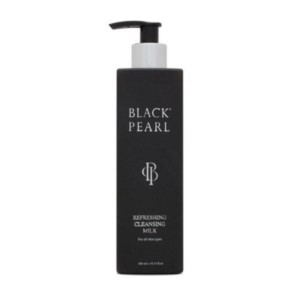Lapte Demachiant Revigorant, Black Pearl, 300 ml esteto.ro