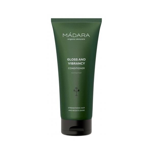 Balsam pentru Strălucire Gloss Vibrancy / Păr Normal Madara 200ml