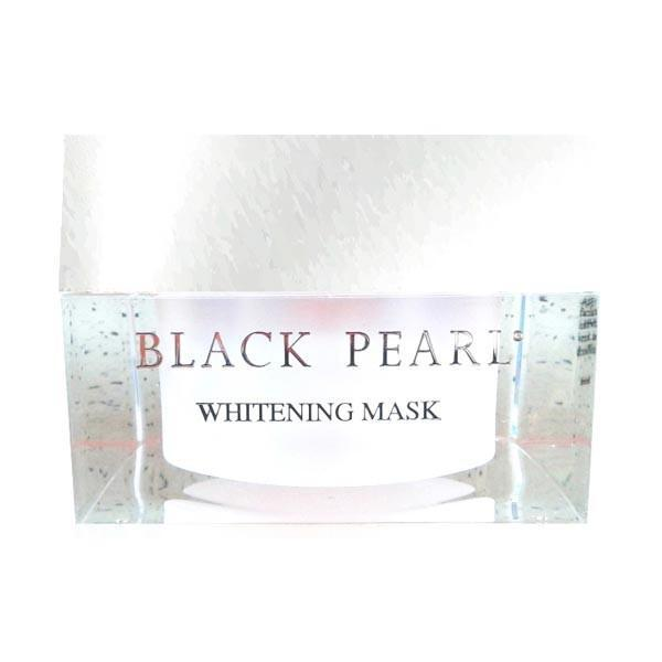 Masca cu Efect de Albire Perla Bianca, Black Pearl, 50ml
