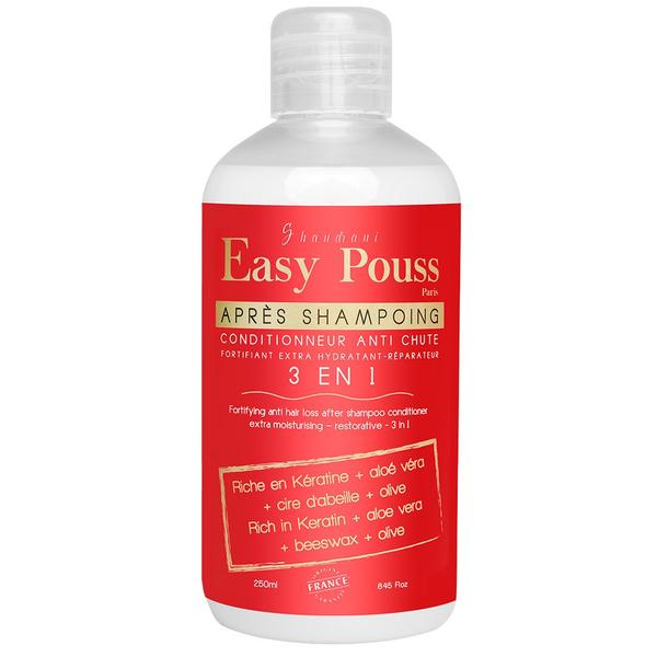 Balsam Fortifiant Reparator Impotriva Caderii Parului Easy Pouss, 250 ml