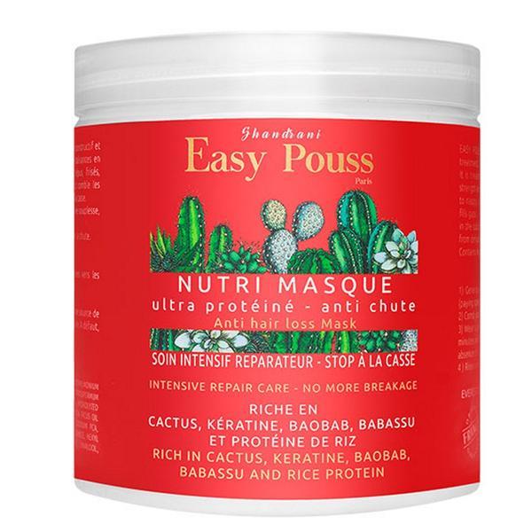 Masca Nutritiva si Reparatoare Impotriva Caderii Parului Easy Pouss, 250 ml