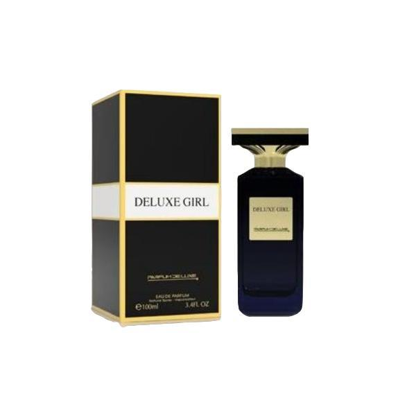 Apa de parfum pentru femei Deluxe Girl, 100 ml