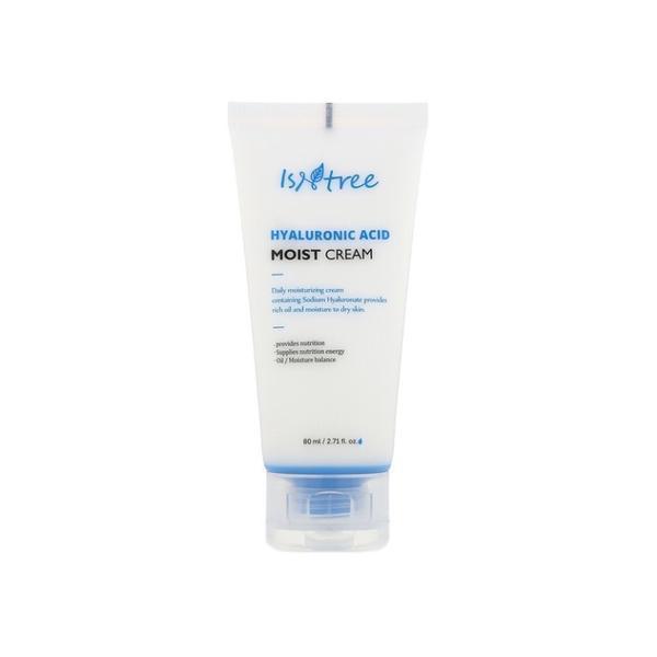 Crema hidratanta cu acid hialuronic, Hyaluronic Acid Moist Cream, 100ml