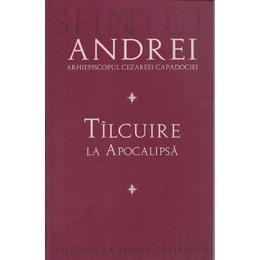 Tilcuire la Apocalipsa - Sfintul Andrei, editura Sophia