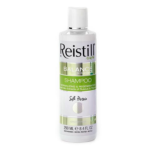 Șampon pentru păr gras Reistill, 250 ml