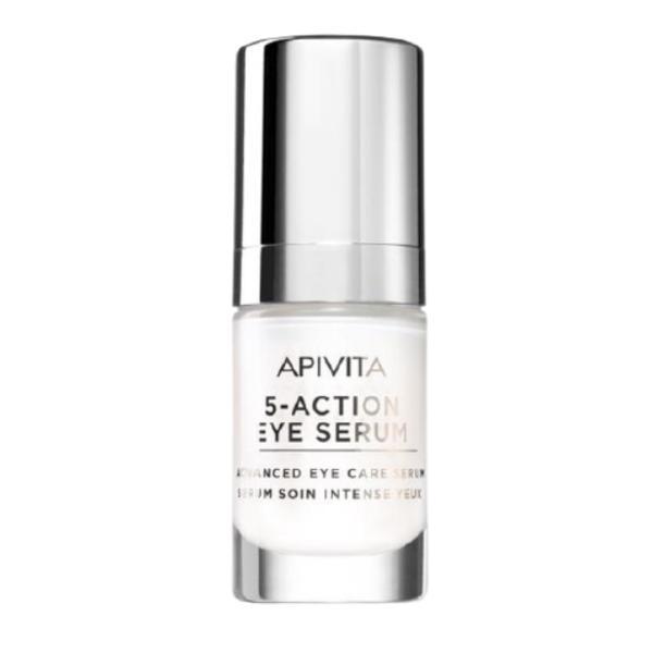Ser pentru ochi, Intensive Care Eye Serum, Apivita, 15 ml