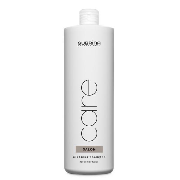 Sampon pentru Curatare Extrema - Subrina Care Salon Cleanser Shampoo, 1000 ml