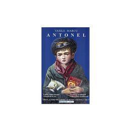 Antonel - Vasile Marcu, editura Lux Libris