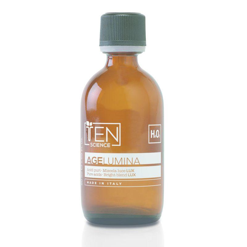 Acizi Puri cu Efet de Iluminare - Alfaparf T.e.N. Age Lumina Pure Acids Bright Blend LUX 50 ml imagine produs