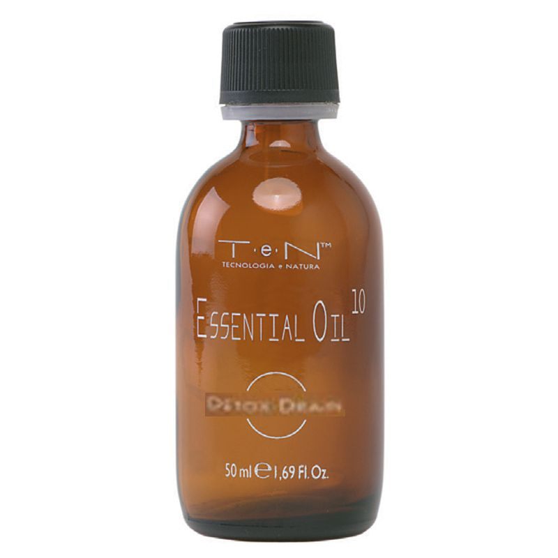 Ulei Tratament Tonifiere si Purificare - Alfaparf T.e.N. Essential Oil 10 Detox Drain 50 ml imagine