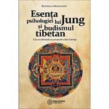 Esenta Psihologiei Lui Jung Si Budismul Tibetan - Radmila Moacanin