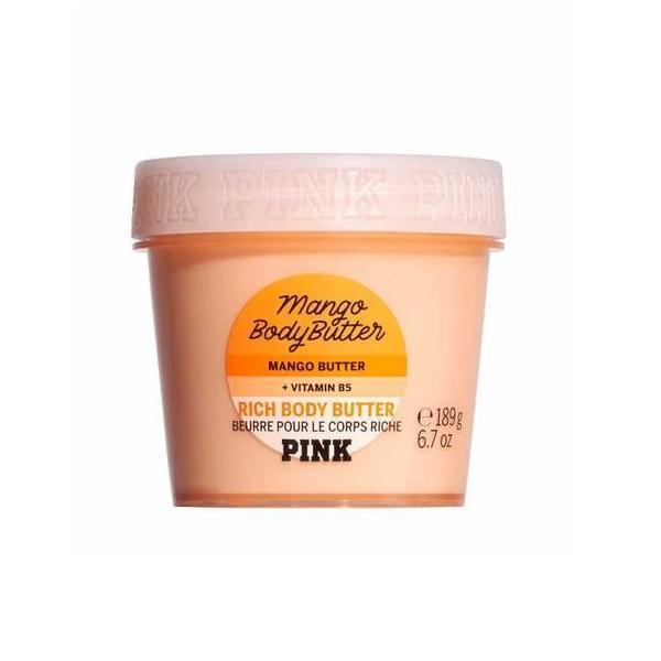 Unt de corp Body Butter Mango, Victoria's Secret PINK, 189g
