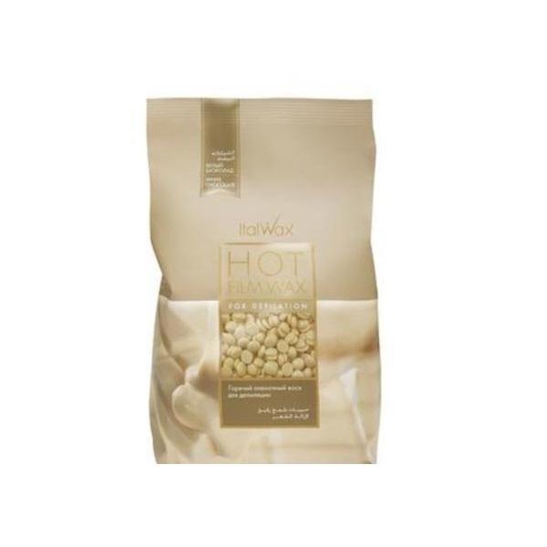 Ceara epilat film granule Ciocolata Alba Italwax 1 kg