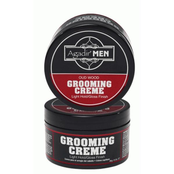 Ceara Cremoasa cu Fixare Medie - Agadir Men Grooming Creme, 85 g