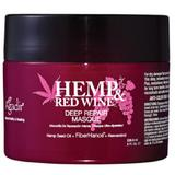 Masca Reparatoare - Agadir Hemp & Red Wine Deep Repair Masque, 236.6 ml