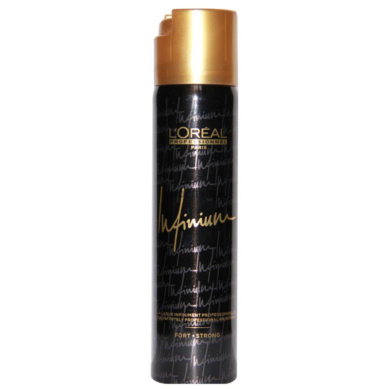 Fixativ cu Fixare Strong - L'Oreal Professionnel Infinium Strong Hairspray 300 ml imagine produs