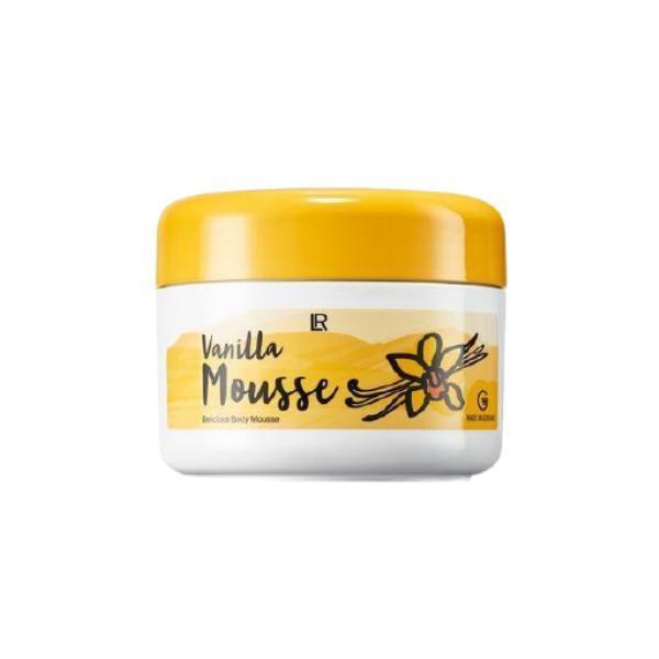 Crema Vanilla body mousse LR Health & Beauty, 200 ml