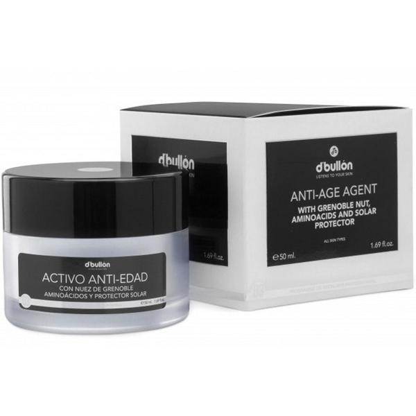 Crema pentru Ameliorarea Semnelor Imbatranirii Premature a Pielii - D'Bullon Anti-Age Agent, 50 ml