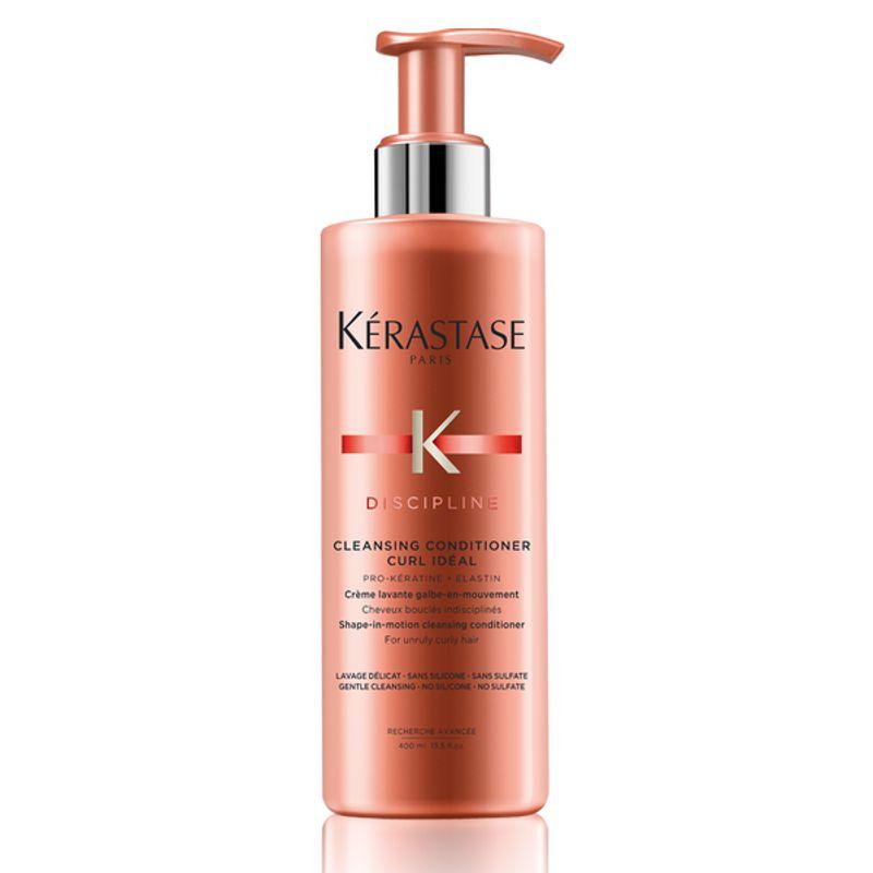 Balsam Par Ondulat - Kerastase Discipline Cleansing Conditioner Curl Ideal 400 ml