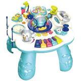 Masuta de joaca Multifunctionala Fun Bleu