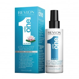 Tratament Termic si Nutritiv- Revlon Professional Uniq One All In One Lotus Flower Hair Treatment 150 ml