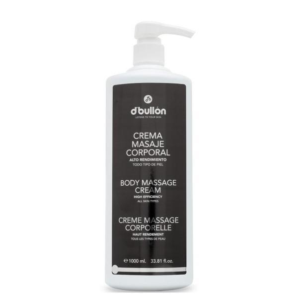 Crema pentru Masaj Corporal - D'Bullon Body Massage Cream, 1000 ml
