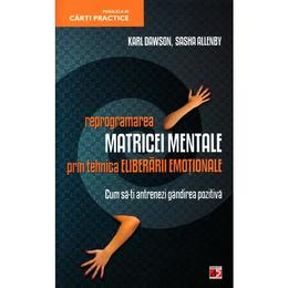 Reprogramarea matricei mentale prin tehnica eliberarii emotionale - Karl Dawson, Sasha Allenby, editura Paralela 45