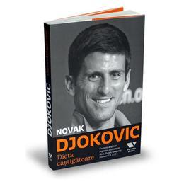 Dieta castigatoare - Novak Djokovic, editura Publica