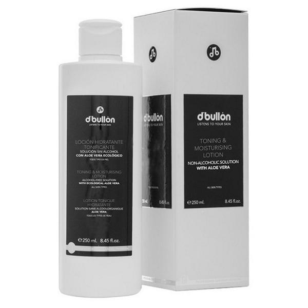 Lotiune Tonica si Hidratanta - D'Bullon Toning & Moisturising Lotion, 250 ml