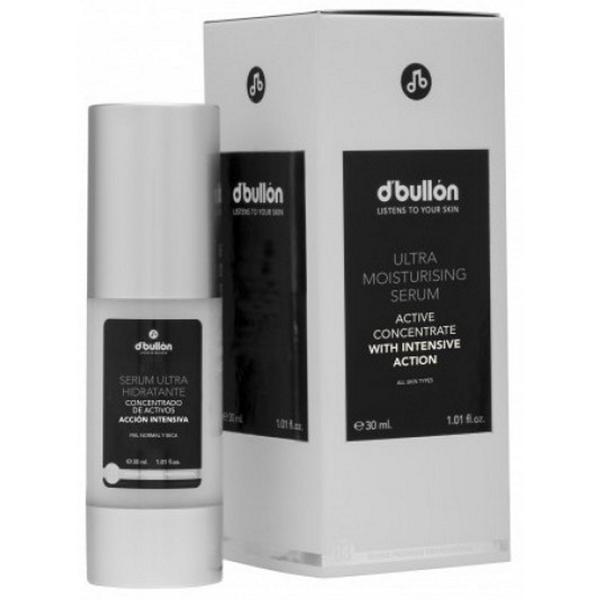 Ser Ultra Hidratant pentru Ten Normal si Uscat - D'Bullon Ultra Moisturising Serum, 30 ml