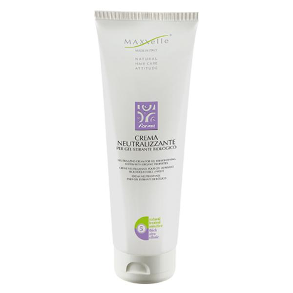 Neutralizator Gel-Crema pentru Indreptare Permanenta - Maxxelle Forma Crema Neutralizzante, 250 ml