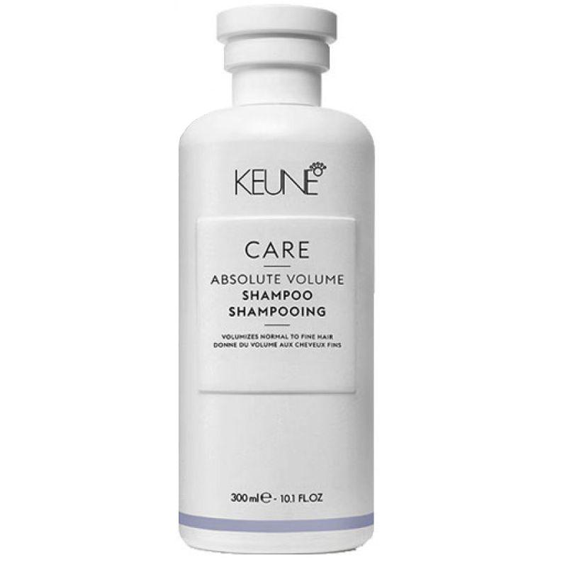 Sampon pentru Volum - Keune Care Absolute Volume Shampoo 300 ml