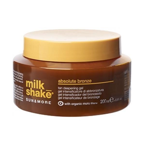 Gel pentru intensificarea bronzului - Absolute Bronze - Sun and More - Milk Shake - 200 ml